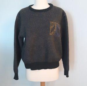 Vintage Lanvin Knit Sweater